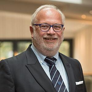 Jean Bernard Zeimet, member of Luxembourg School of Business